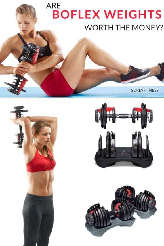 bowflex selecttech 552 dumbbells review