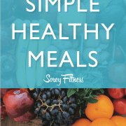 simple healthy recipe book - healthy eating recipes