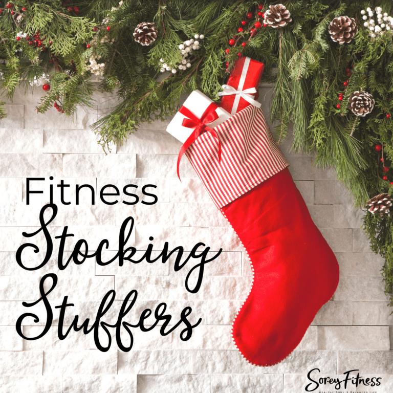 25+ Splurge-Worthy Fitness Stocking Stuffers