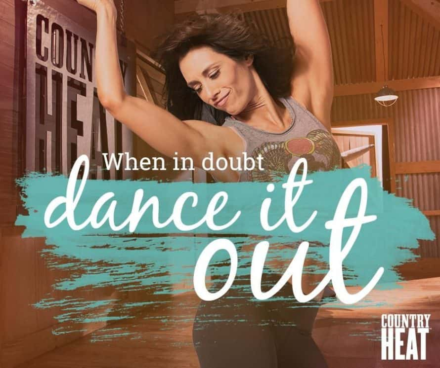 When in Doubt, Dance it Out (Autumn Calabrese Dancing)