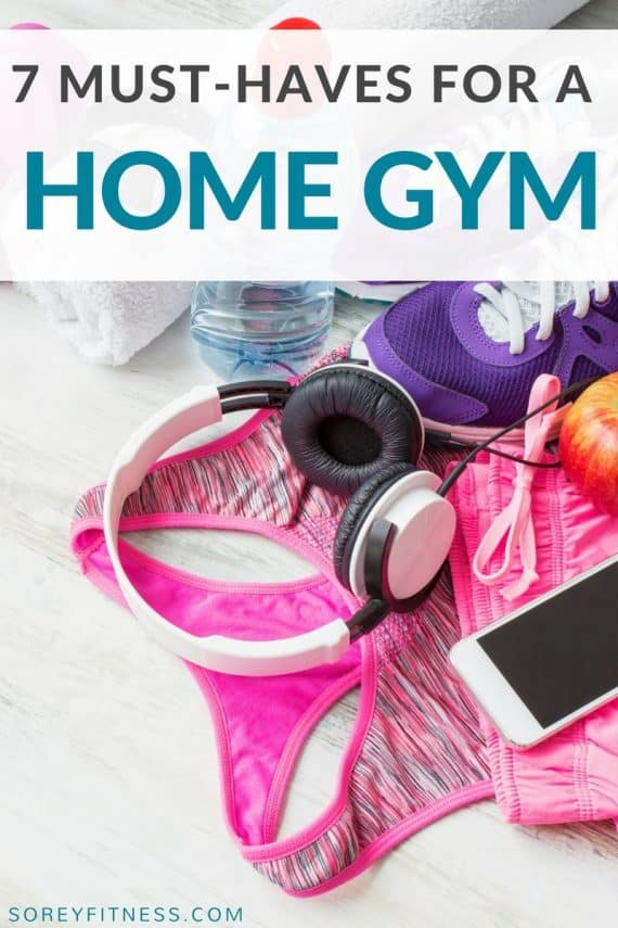 Home Gym Essentials - Make your workouts better at home with the best home exercise equipment!