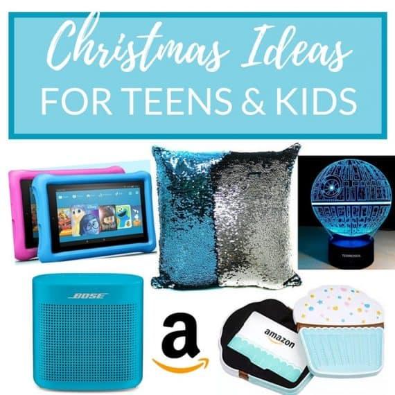 Christmas Gift Ideas 2017 kids and teens