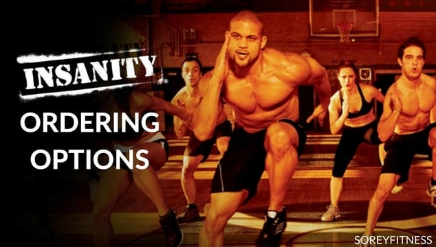 insanity workout cost options