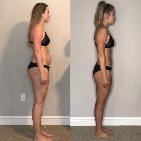 1 Round 80 Day Obsession Before After