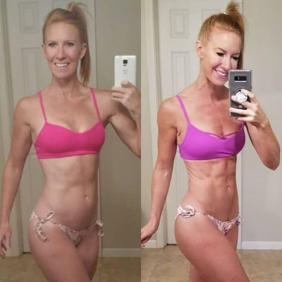 80 Day Obsession Flat Abs Results