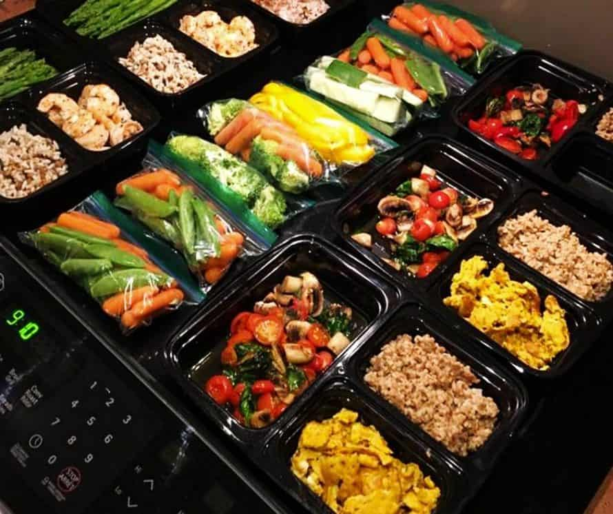 80 Day Obsession Meal Prep
