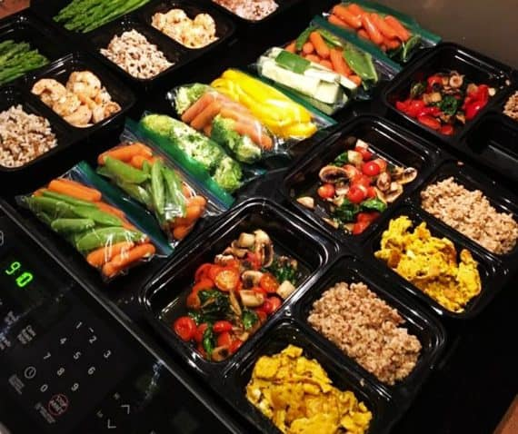 80 day obsession meal prep containers
