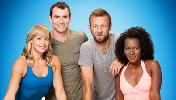 The beachbody on demand yoga studio instructors