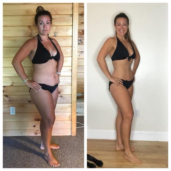 Womens 80 Day Obsession Results