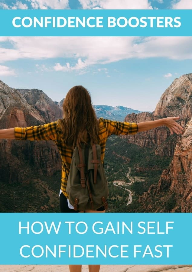confidence boosters for more self confidence