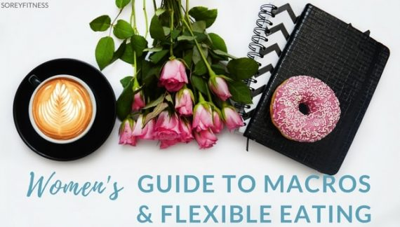 Beginners guide to IIFYM (Flexible Dieting) for women to be able to lose weight and have more energy. Find out why tracking macros for weight loss works and how you can start today! Plus we compare eating clean and counting calories to this flexible diet.