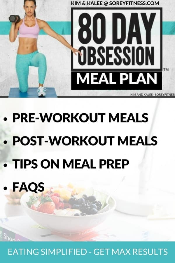 Simple Pre And Post Workout Meals