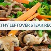 Healthy Leftover Steak Recipes-min