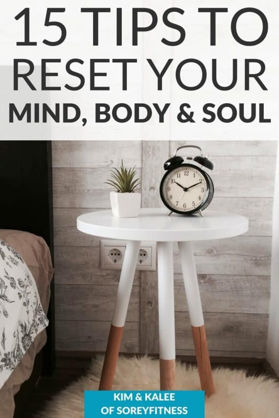 15 Tips To A Healthy Mind Body And Soul Feel Happier
