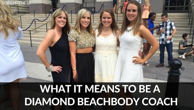 what it means to be and Diamond beachbody coach and how much they make