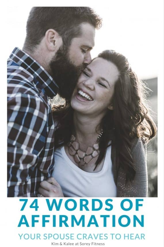 Speaking genuine words of affirmation to your spouse can make them feel loved and more confident. These simple affirmations towards your husband or wife can can be instrumental in your relationship and their happiness. We also look at the other 5 love languages briefly for building a strong marriage.