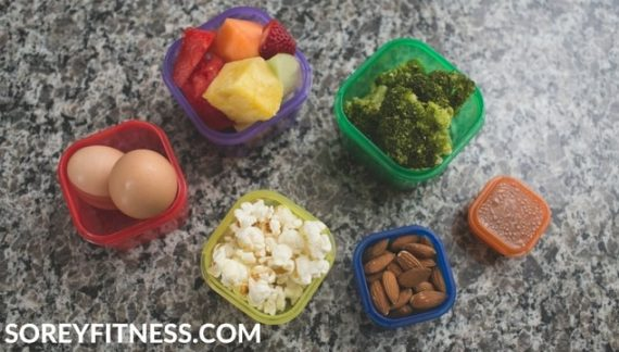 21 Day Fix – What Do I Eat? [Using the Containers + Alcohol Rules]