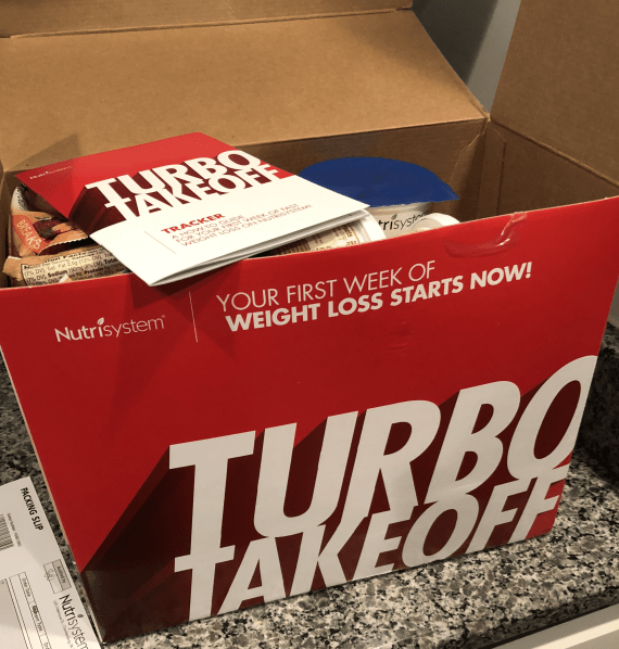 Nutrisystem's Turbo Takeoff Turbo 13