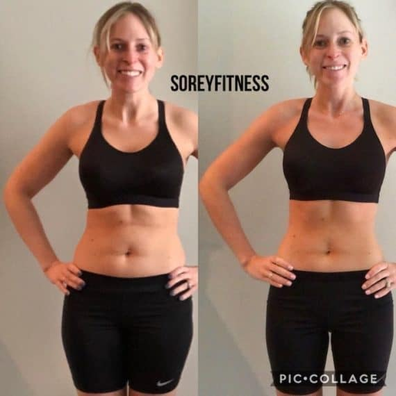 2B Mindset LIIFT4 Before and After Photo