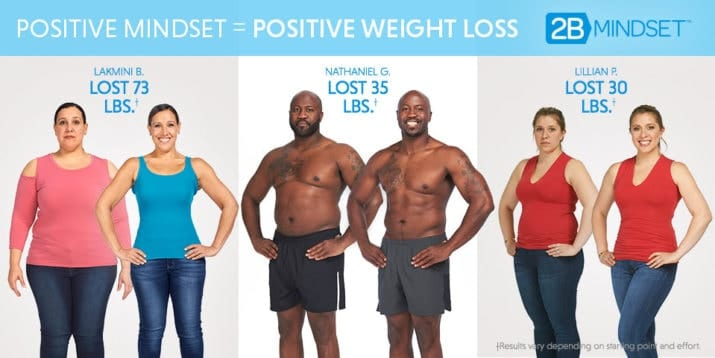 2b mindset   lose weight amp keep it off with beachbody s