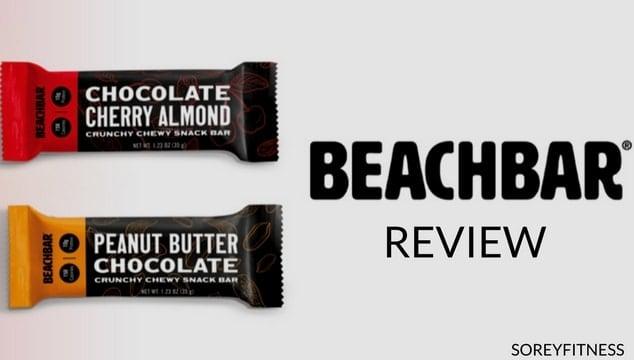 Beachbody's BEACHBAR: Snack Bars Review