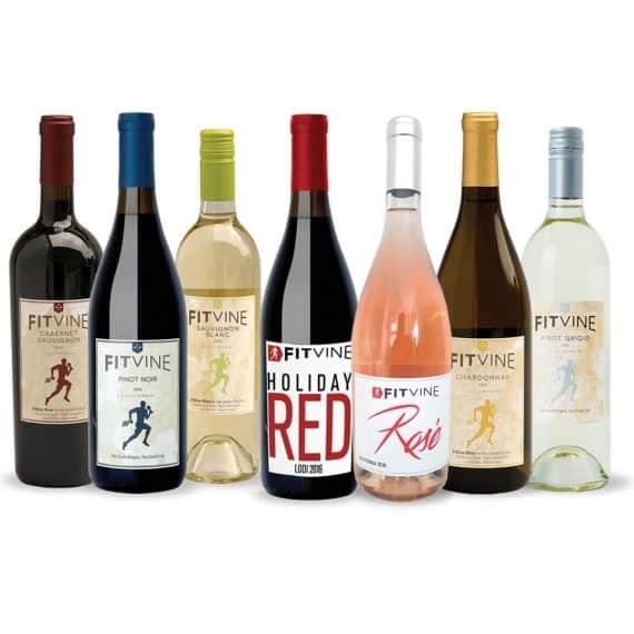 FitVine Wines - Keto Friendly Low Carb Wine