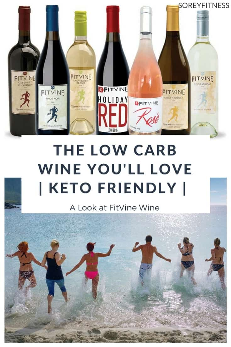 FitVine Wine is Low Carb for People Following a Healthy Lifestyle