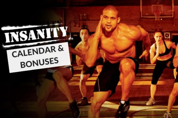 What to Expect From the Insanity Calendar