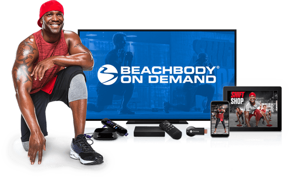 Shift Shop Available on Beachbody o ndEMAND