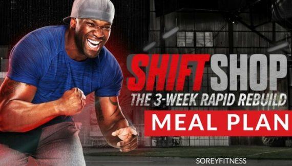 shift shop meal plan