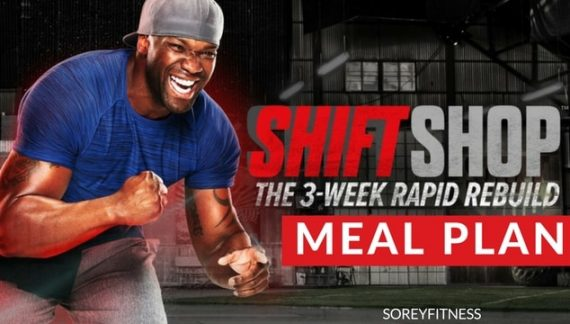 Shift Shop Meal Plan – What to Eat for Max Results