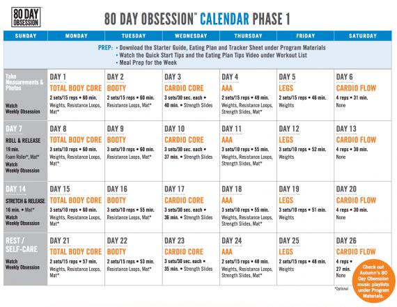 Calendar Day 1