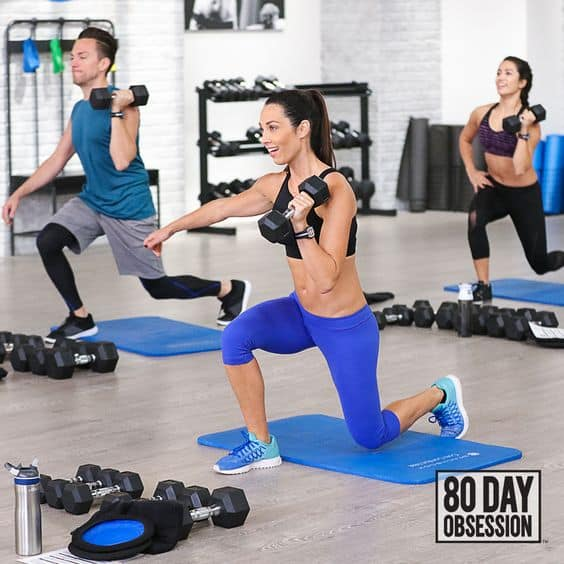 80 day obsession workouts
