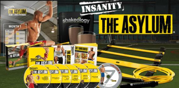 Insanity Asylum Review [Calendar, Results, Equipment & Workout Tips]