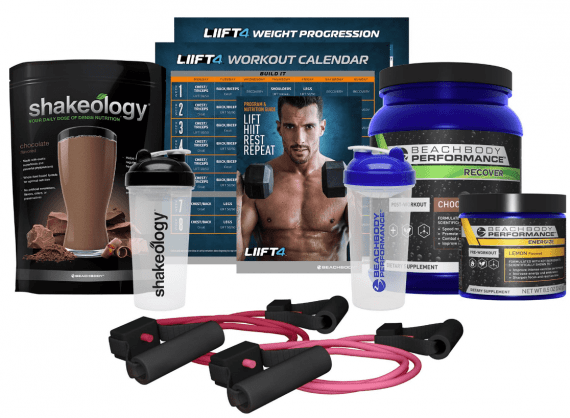 LIIFT4 Deluxe Completion Pack