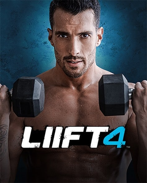 Lift 4 Workout Joel Freeman