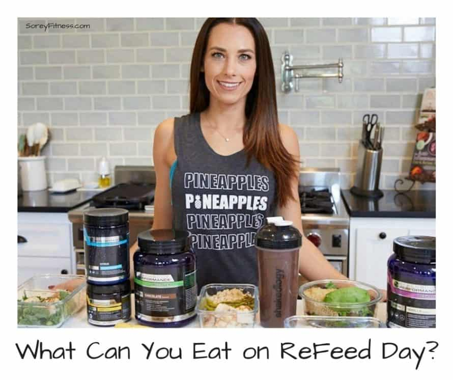 What Can You Eat on ReFeed Day?
