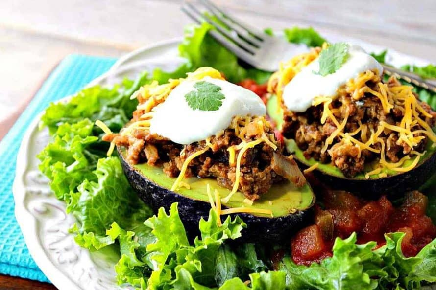 turkey avocado healthy lunch recipes