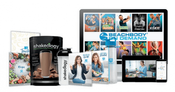 2B Mindset Challenge Pack with Beachbody on Demand