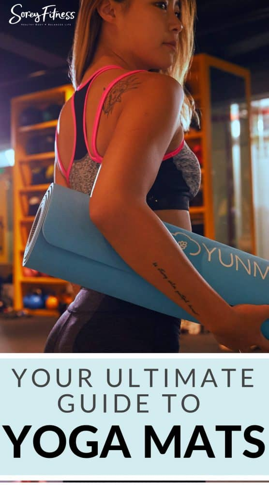 Choose a Yoga Mat - How to Clean Your Yoga Mat