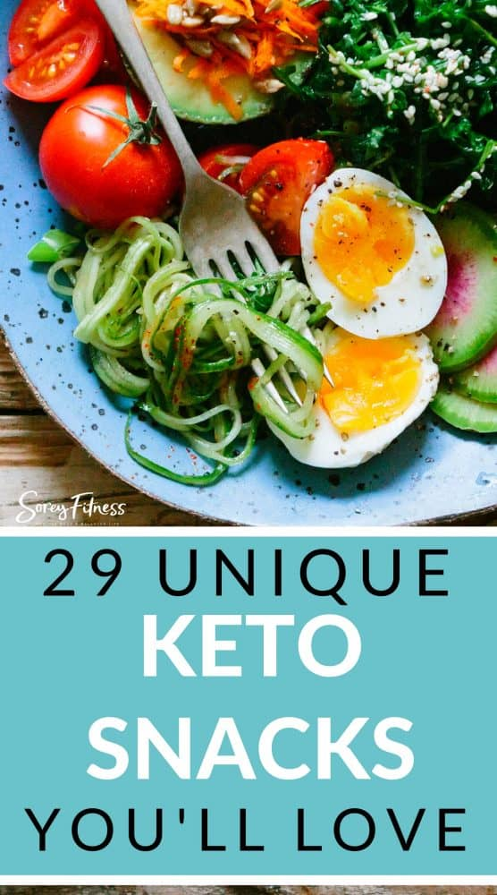 29 Best Keto Snacks [Awesome Ketogenic Friendly Foods You'll Love]