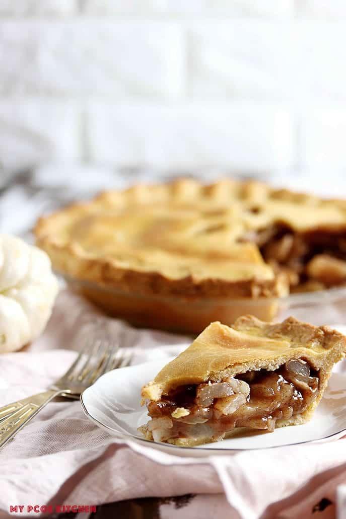 Low Carb Apple Pie