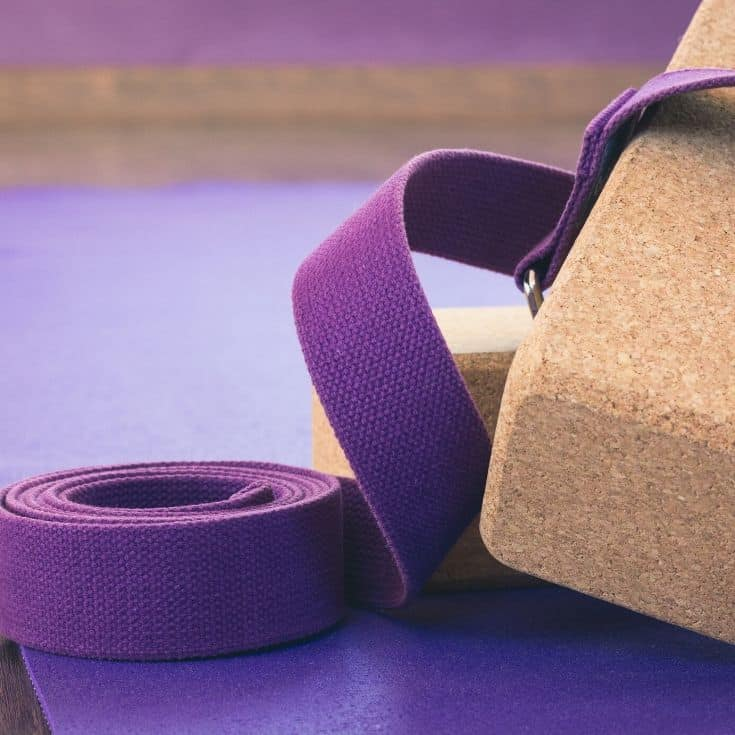 yoga equipment for beginners at home