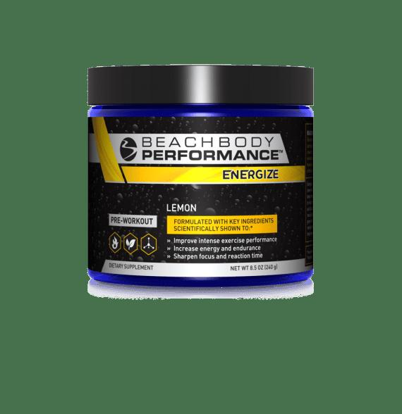 Beachbody Energize LIIFT4 Supplement
