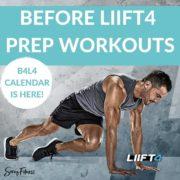 Before LIIFT4 - B4L4 - B4 LIIFT4 Guide