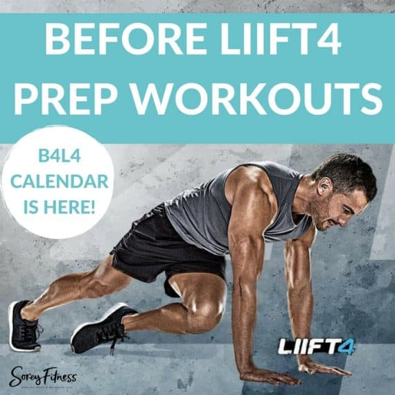 B4 LIIFT4 – Early Access to Joel Freeman's New Workout