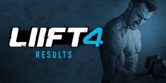 LIIFT4 Results - LIIFT 4 Results