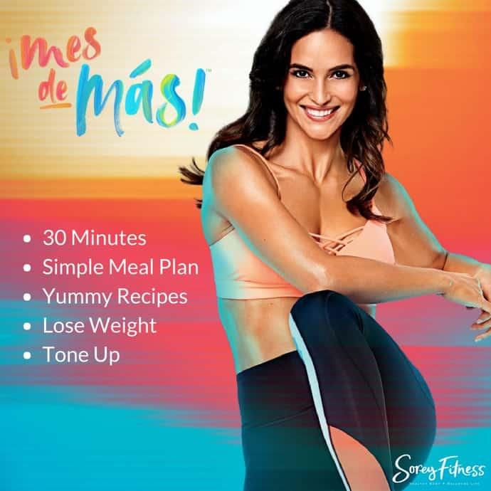 Mes de Mas – Beachbody's 1st Spanish Workout