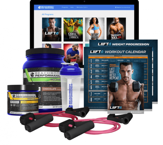 liift 4 with energize and recoer