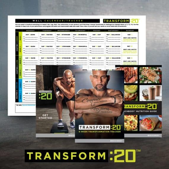 What You Get with Transform 20